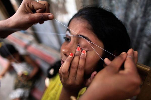 Hindistanda bir genelev