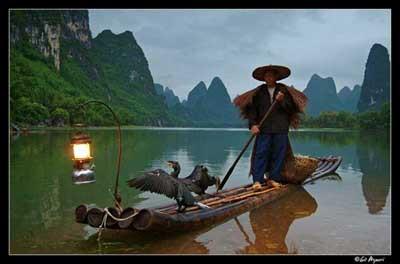 Çinin büyüleyen yüzü !