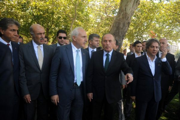 Gezi Parkı yeniden açıldı