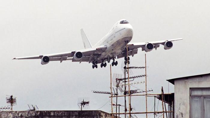 Dünyanın en tehlikeli havaalanı