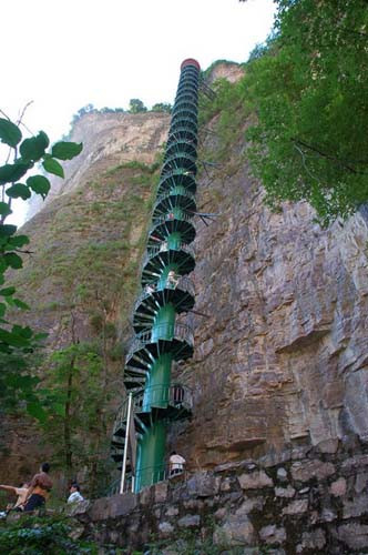 Dünyadaki en inanılmaz 12 merdiven