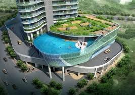 Hindistanda ilginç bir bina projesi