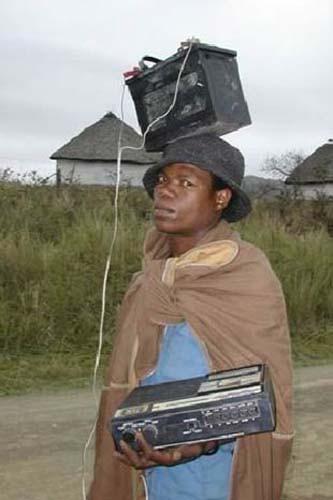 Afrikadan akıl almaz kareler