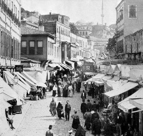 Padişah arşivinden İstanbul'da hayat