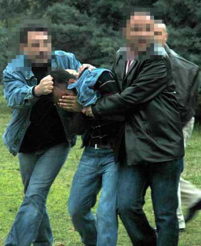 Akdeniz Üniversitesinde silahlı kavga