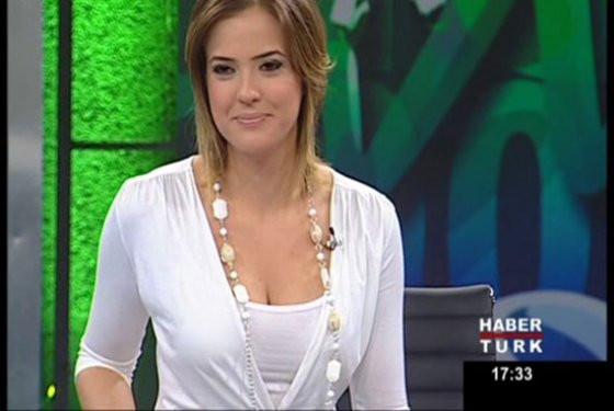 Türkiyenin güzel yüzlü spikerleri