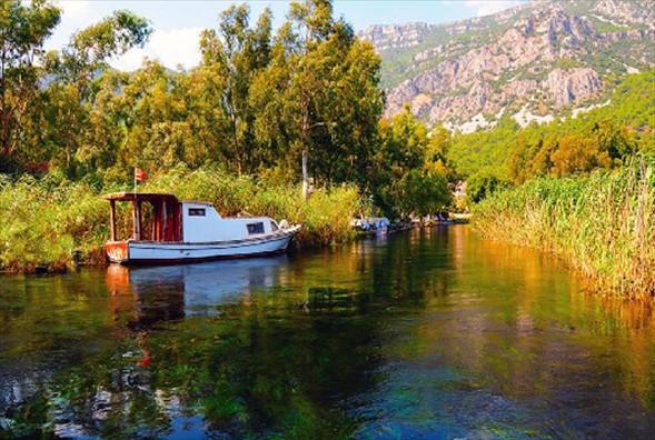 Türkiyenin gizli cennetleri