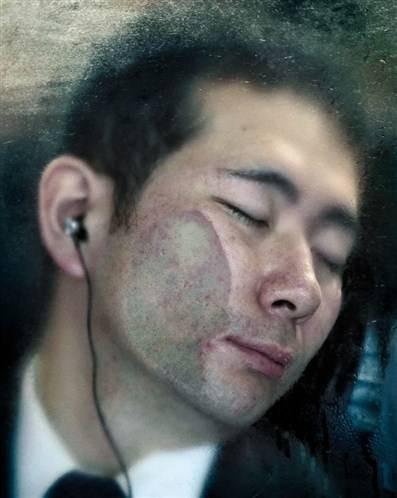 Bu metroda nefes almak çok zor