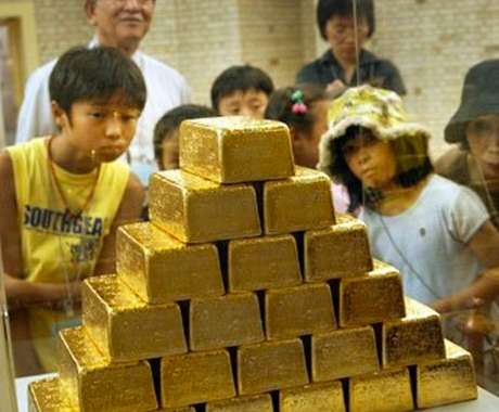 Hangi ülkede ne kadar altın var