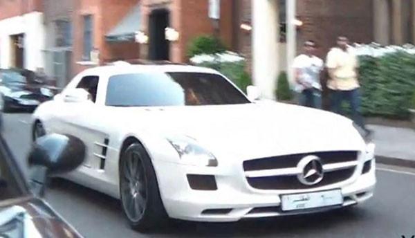 Arap playboylar bu otomobilleri seviyor