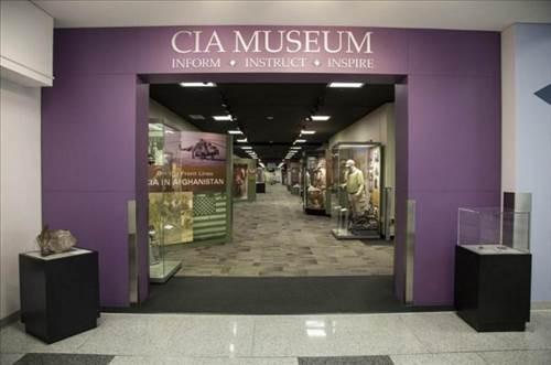 CIAin gizli müzesi