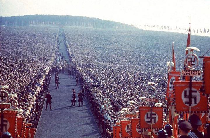 Hitler ve Nazi Almanyası fotoğrafları