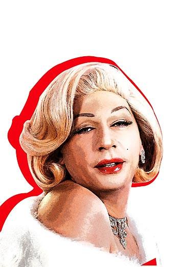 Okan Bayülgen Marilyn Monroe oldu !