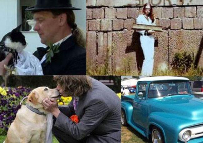 Garip evlilikler