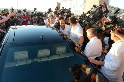 Mehmet Haberal serbest bırakıldı