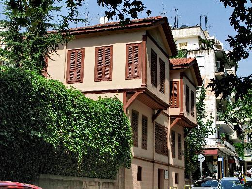 Selanikteki Atatürkün evi yenilendi
