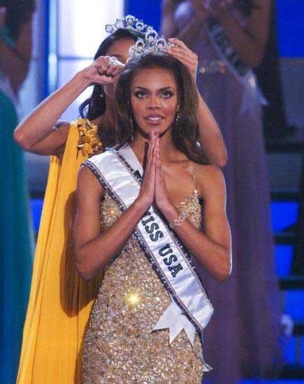 ABD 2008 güzelini seçti