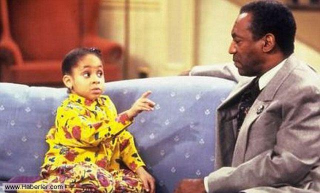 Cosby Ailesinin en küçük üyesi büyüdü