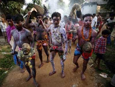 İşkence festivali