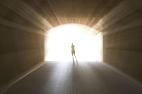 Ölüm esnasındaki parlak ışığın nedeni