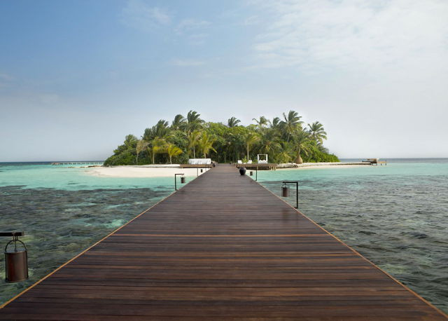 Cenneti bir küçük adaya sığdırmışlar