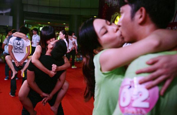 Çin usulü Sevgililer Günü
