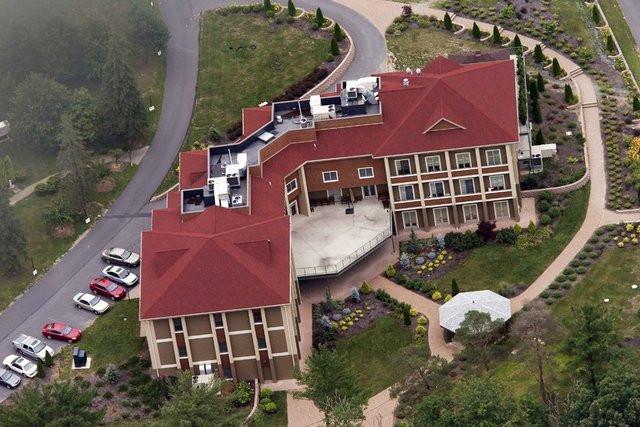 İşte Fethullah Gülenin Amerikadaki evi