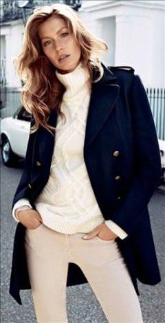 H&M'in Yeni Yüzü: Gisele Bündchen