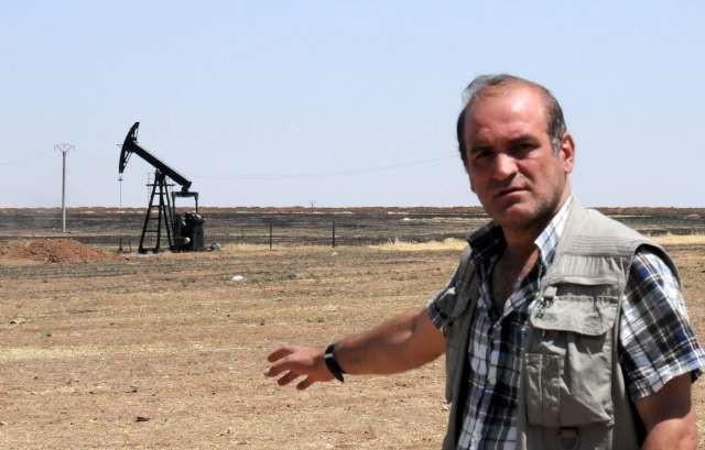 Suriye'nin petrolü PKK'nın eline geçti