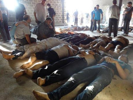 Suriyede İNANILMAZ katliam !