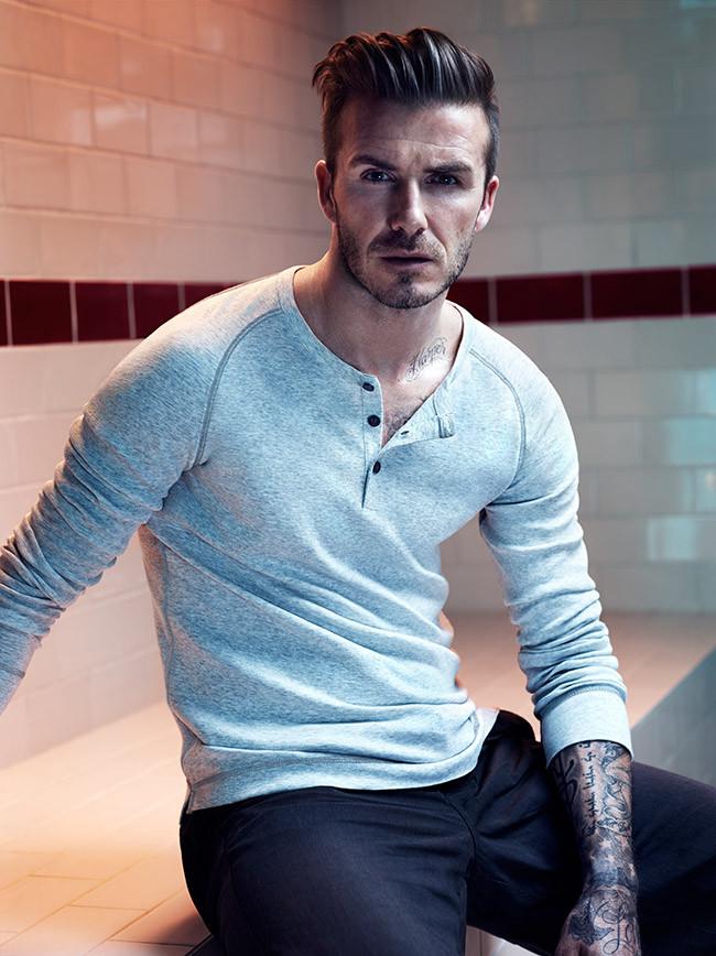 David Beckham yine başrolde