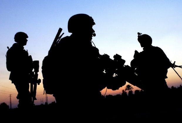 Savaşa her an hazır ülkeler!