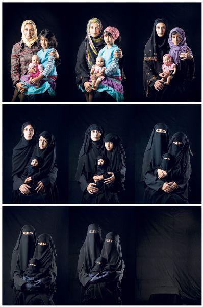 Ortadoğunun cesur kadınları!