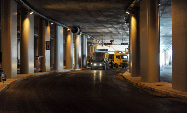 İşte Taksim Tüneli!