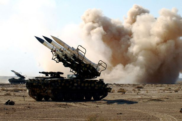 Esadın füzeleri Türkiyede hangi illeri vurabilir?