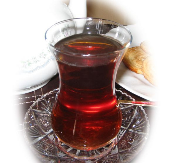 Sağlık için çay !
