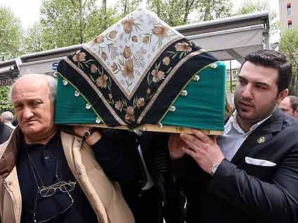 Son Osmanlıların cenazesi