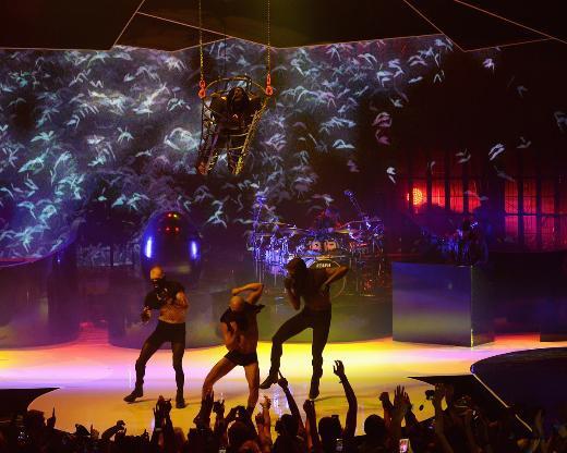 iTunes Festival Lady Gaga konseriyle başladı