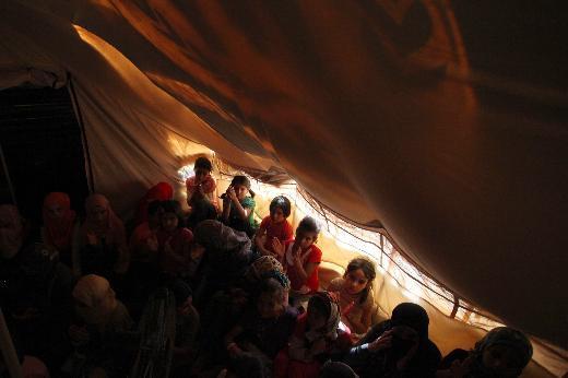 Suriye raporu korkunç durumu gözler önüne serdi