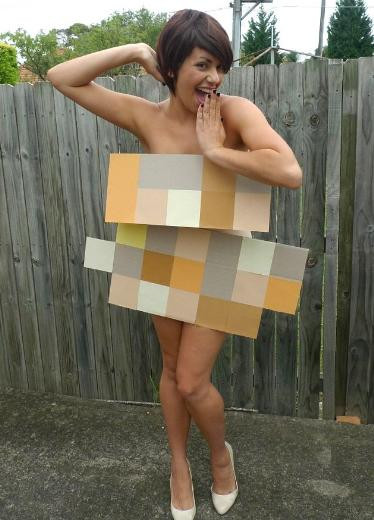 Tam bir kıyafet delisi !