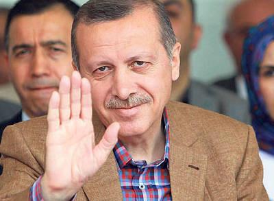 Ünlülerin gözünden Başbakan Erdoğan