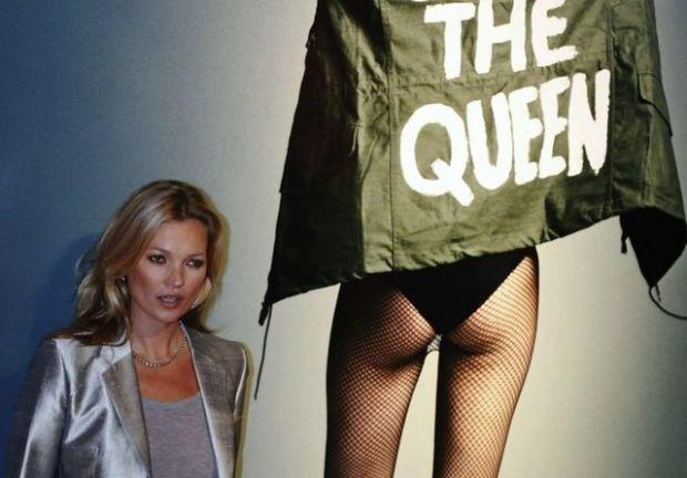 Kate Moss açık arttırmada