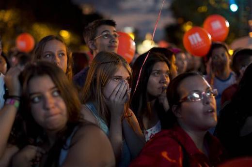 İspanyada Olimpiyat şaşkınlığı