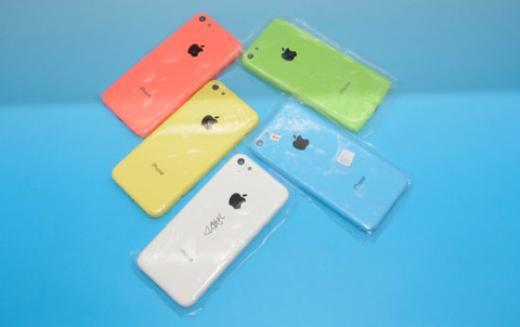 iPhone 5S ve 5C sızıntı fotoğrafları
