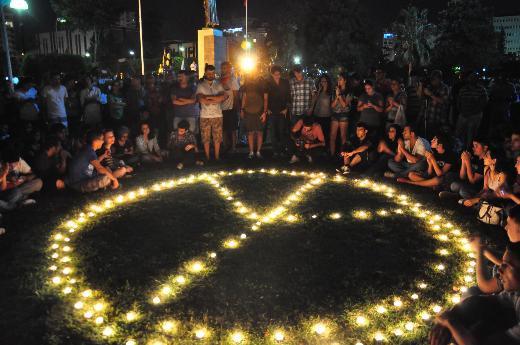 Türkiyede Ahmet Atakan eylemleri