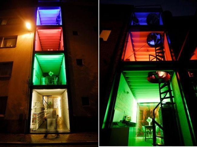 Tasarım harikası minik evler