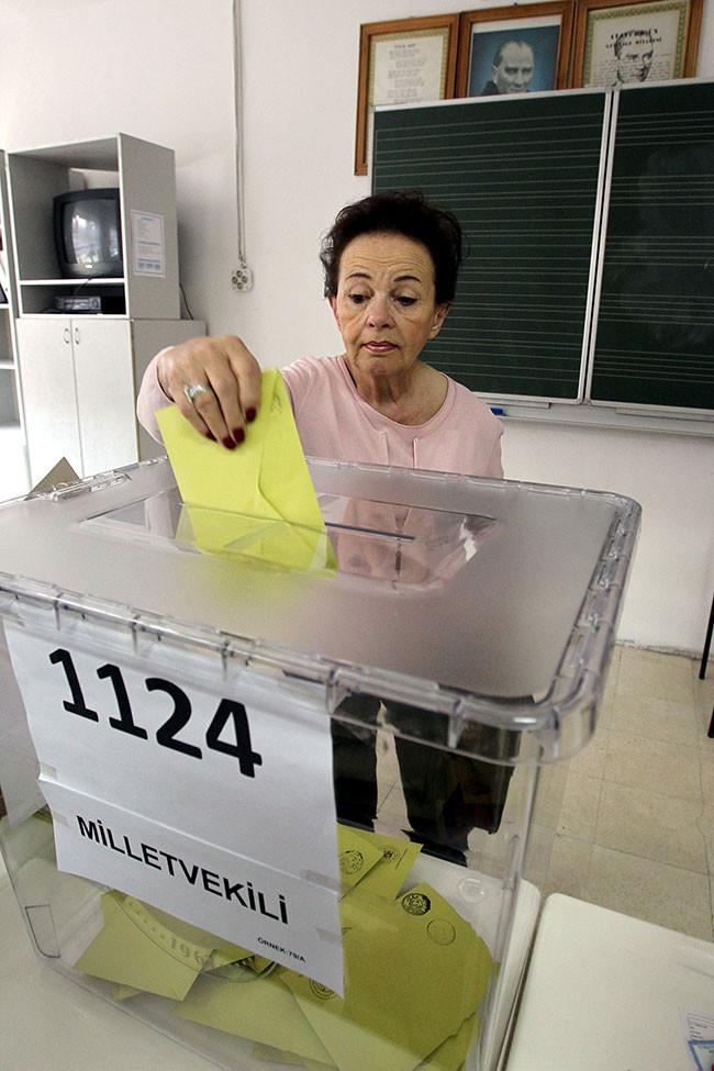 13 yeni büyükşehirdeki son seçim anketi
