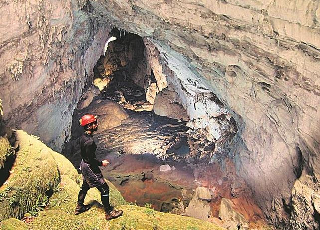 İşte dünyanın en büyük mağarası