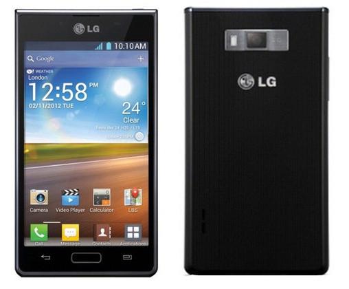 LG P705 Optimus