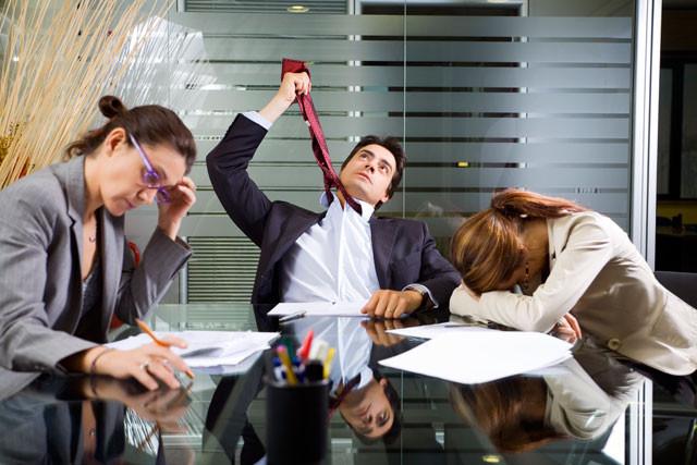 İşinizi kaybettirecek alışkanlıklar